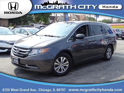 2016 Honda Odyssey for sale in Chicago, IL