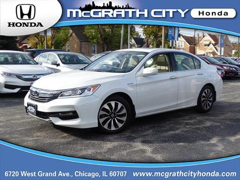 2017 Honda Accord Hybrid for sale in Chicago, IL