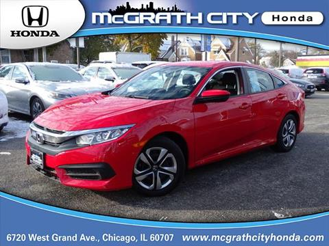 2016 Honda Civic for sale in Chicago, IL