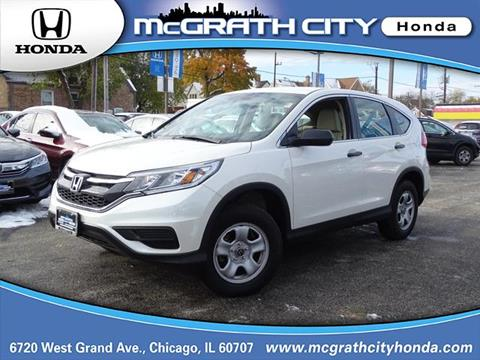 2016 Honda CR-V for sale in Chicago, IL