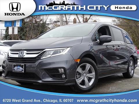 2019 Honda Odyssey for sale in Chicago, IL