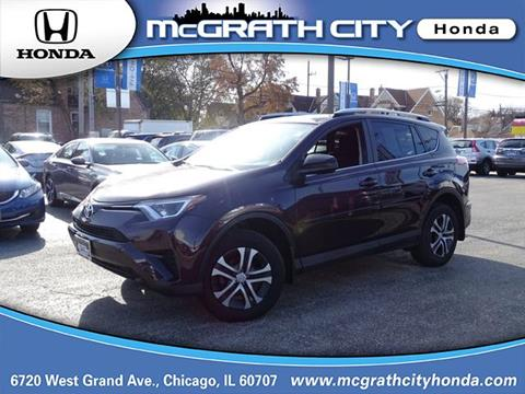 2016 Toyota RAV4 for sale in Chicago, IL