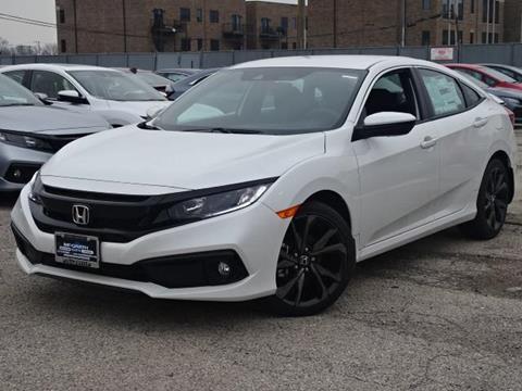 2020 Honda Civic for sale in Chicago, IL