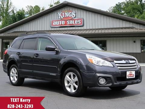 2013 Subaru Outback for sale in Hendersonville, NC