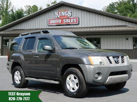 2006 Nissan Xterra for sale in Hendersonville, NC
