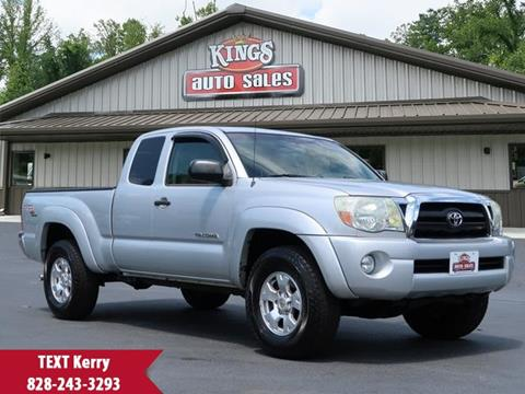 2005 Toyota Tacoma for sale in Hendersonville, NC