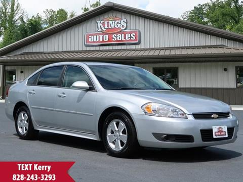 2010 Chevrolet Impala for sale in Hendersonville, NC
