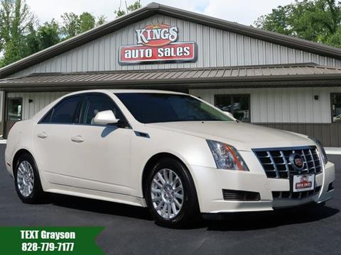 2013 Cadillac CTS for sale in Hendersonville, NC