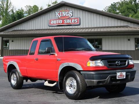 2005 Mazda B Series Truck For Sale In Hendersonville, NC