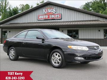 2003 Toyota Camry Solara for sale in Hendersonville, NC