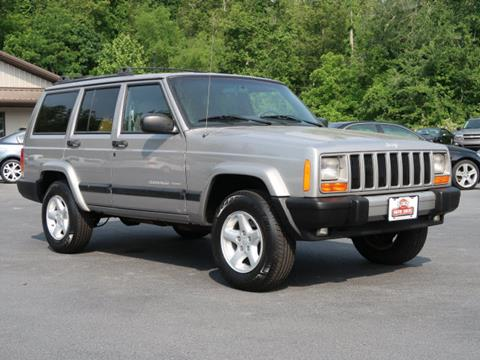2001 Jeep Cherokee for sale in Hendersonville, NC