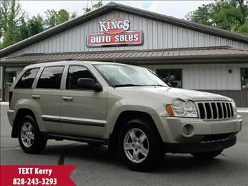 2007 Jeep Grand Cherokee for sale in Hendersonville, NC