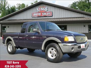 2001 Ford Ranger for sale in Hendersonville, NC