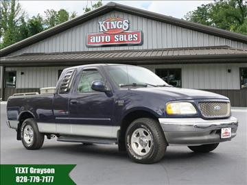 2002 Ford F-150 for sale in Hendersonville, NC