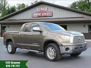 2007 Toyota Tundra for sale in Hendersonville, NC