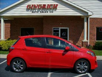 2012 Toyota Yaris for sale in Mount Joy, PA