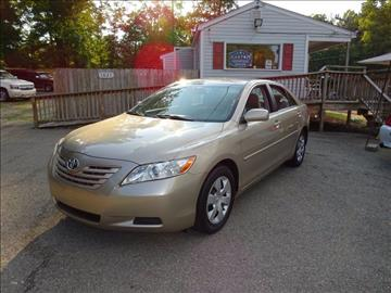 2007 Toyota Camry for sale in Powhatan, VA
