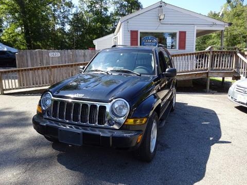 2007 Jeep Liberty for sale in Powhatan, VA
