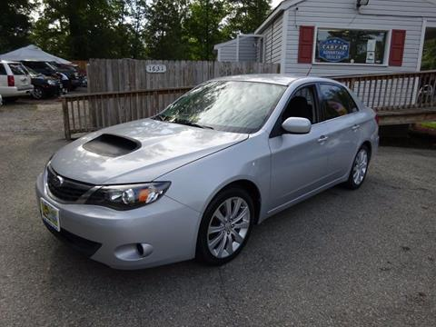 2008 Subaru Impreza for sale in Powhatan, VA