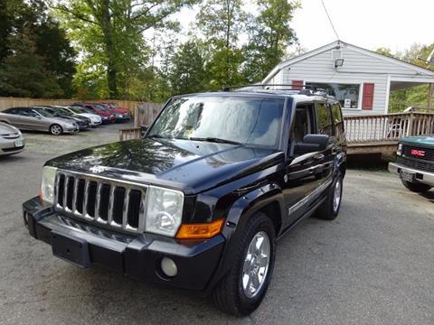 2006 Jeep Commander for sale in Powhatan, VA