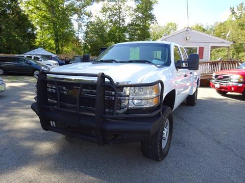 2011 Chevrolet Silverado 2500HD for sale in Powhatan, VA