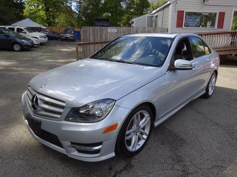 2012 Mercedes-Benz C-Class for sale in Powhatan, VA