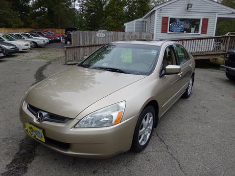2005 Honda Accord for sale in Powhatan, VA