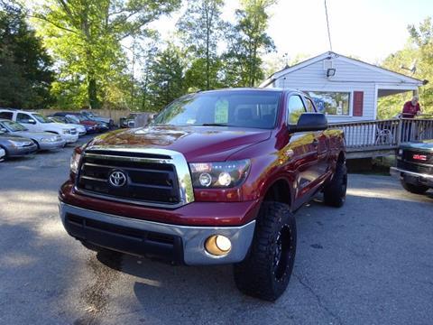 2010 Toyota Tundra for sale in Powhatan, VA