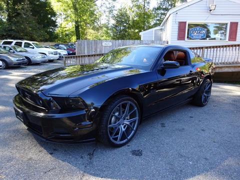 2013 Ford Mustang for sale in Powhatan, VA
