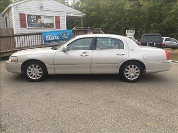 2006 Lincoln Town Car for sale in Powhatan, VA