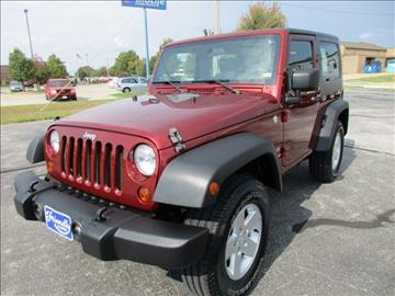 2010 Jeep Wrangler for sale in Springfield, MO