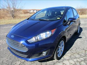 2016 Ford Fiesta for sale in Springfield, MO