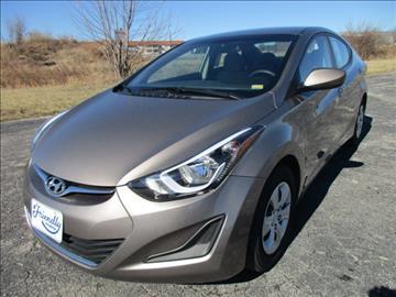 2016 Hyundai Elantra for sale in Springfield, MO