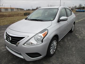 2016 Nissan Versa for sale in Springfield, MO