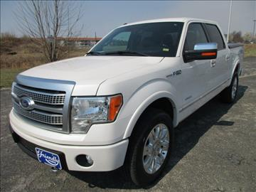 2012 Ford F-150 for sale in Springfield, MO