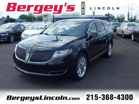 2015 Lincoln MKT for sale in Lansdale, PA