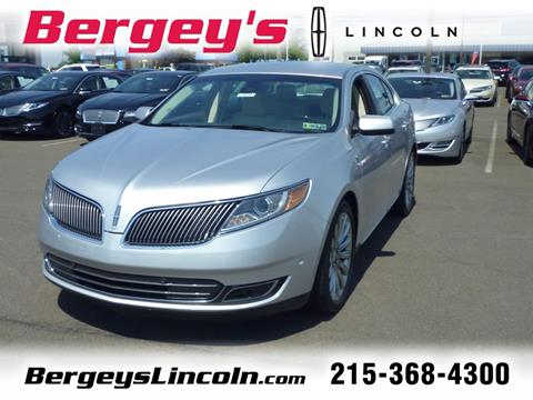 2013 Lincoln MKS for sale in Lansdale, PA