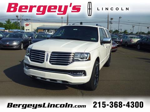 2015 Lincoln Navigator L for sale in Lansdale, PA