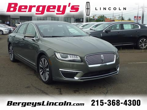 2017 Lincoln MKZ for sale in Lansdale, PA