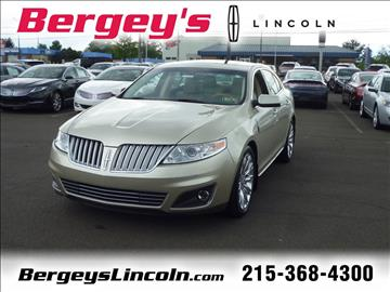 2011 Lincoln MKS for sale in Lansdale, PA