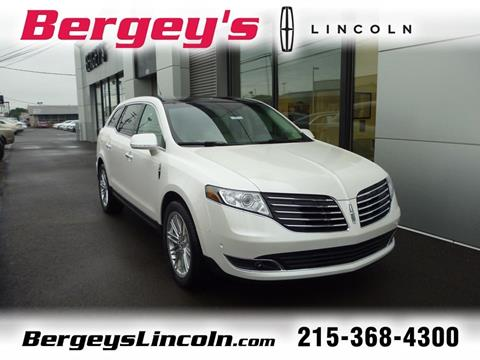 2018 Lincoln MKT for sale in Lansdale, PA