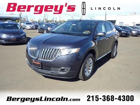 2014 Lincoln MKX for sale in Lansdale, PA