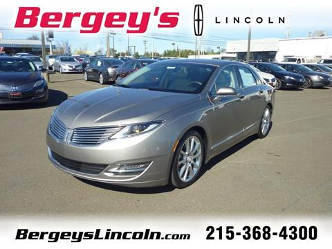 2016 Lincoln MKZ Hybrid for sale in Lansdale, PA