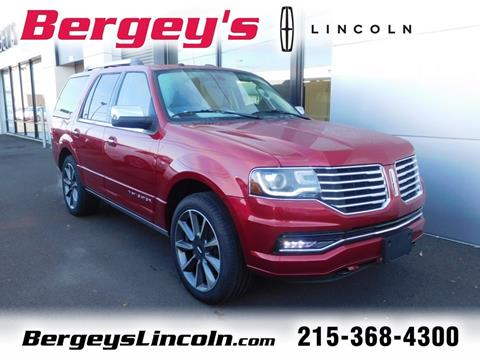 2016 Lincoln Navigator for sale in Lansdale, PA
