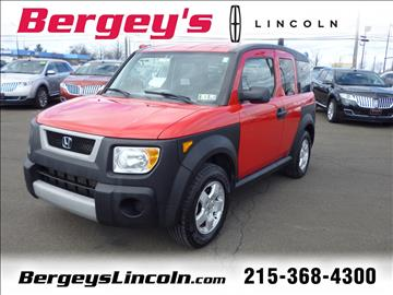 2005 Honda Element for sale in Lansdale, PA