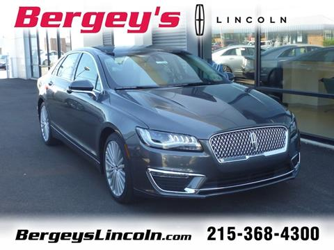 2017 Lincoln MKZ Hybrid for sale in Lansdale, PA