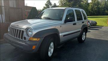 2006 Jeep Liberty for sale in Winston-Salem, NC