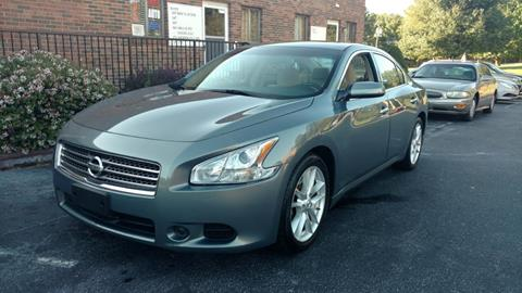 2010 Nissan Maxima for sale in Winston-Salem, NC