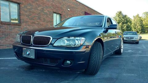 2007 BMW 7 Series for sale in Winston-Salem, NC