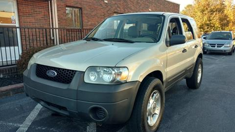2006 Ford Escape for sale in Winston-Salem, NC